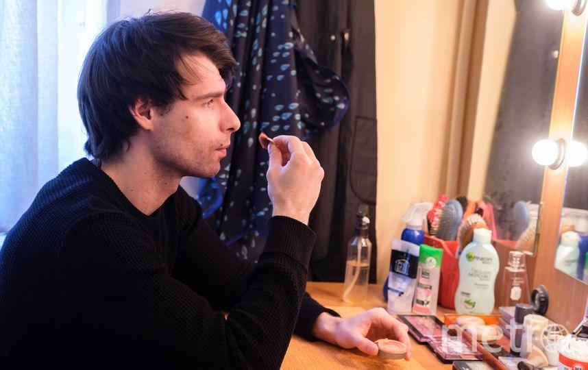 """Егору Лесникову 28 лет. Фото Алена Бобрович, """"Metro"""""""