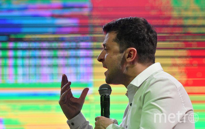Владимир Зеленский. Фото AFP