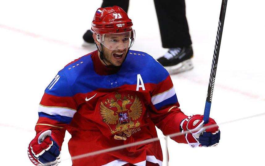 Илья Ковальчук – чемпион мира и олимпийский чемпион. Фото Getty