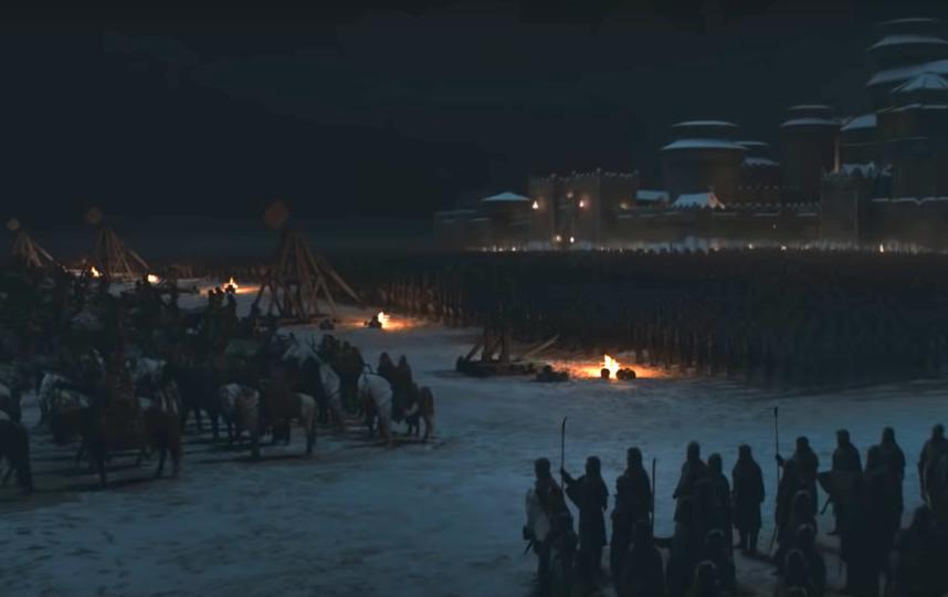 """Кадр из третьего эпизода сериала """"Игра престолов"""". Фото Скриншот/ GameofThrones, Скриншот Youtube"""