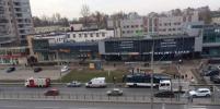 Троллейбус насмерть сбил пешехода в Петербурге