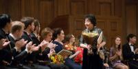 Дарима Линховоин признана лучшим концертмейстером