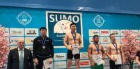 Бурятские спортсмены завоевали шесть медалей на Чемпионате и Первенстве Европы по сумо