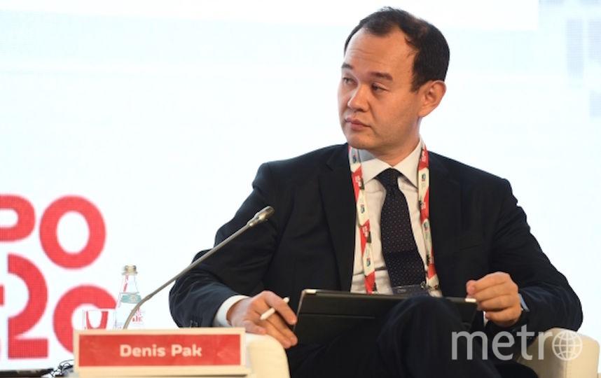 Денис Пак. Фото РИА Новости