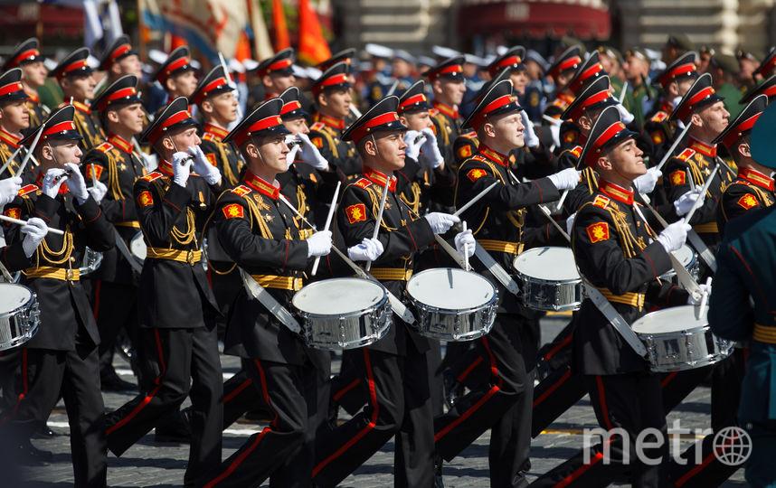 Парад Победы 9 мая на Красной площади традиционно вызывает большой интерес. Фото Василий Кузьмичёнок