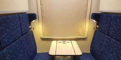РЖД представили новый купейный вагон с душем и холодильником: первые фото