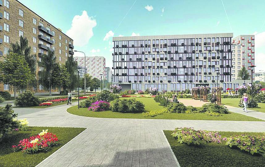 Проект Свиблово 23. Фото пресс-служба Москомархитектуры