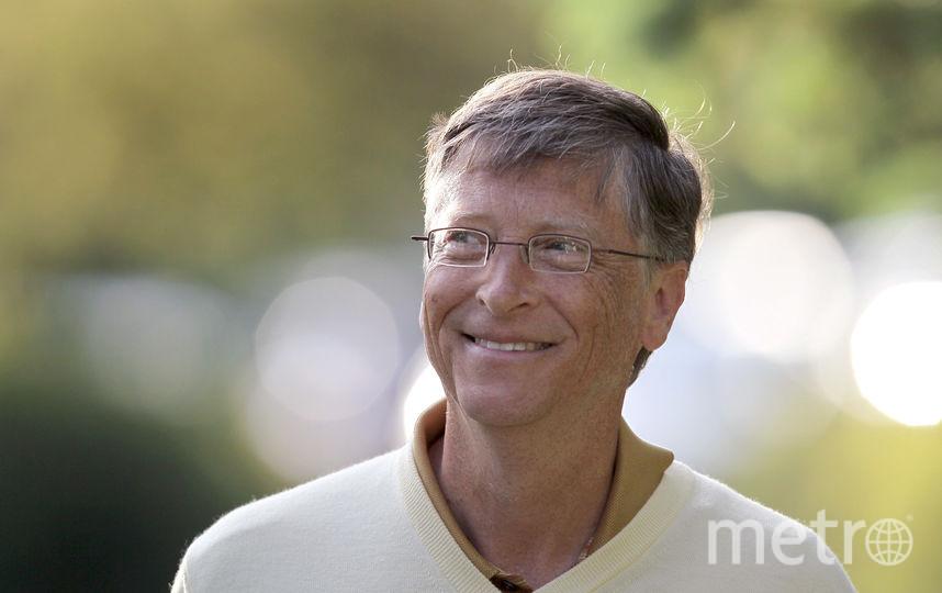 Миллиардер Билл Гейтс. Фото Getty