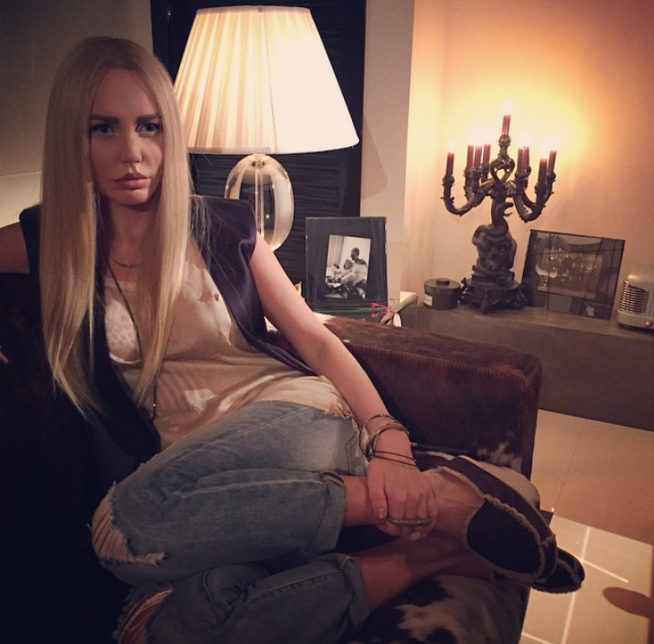 Маша Малиновская. Фото Скриншот Instagram: @malinovskaya_tv