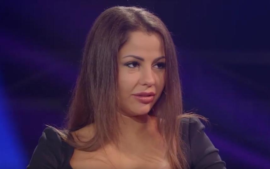 Лена Беркова. Фото Скриншот Youtube