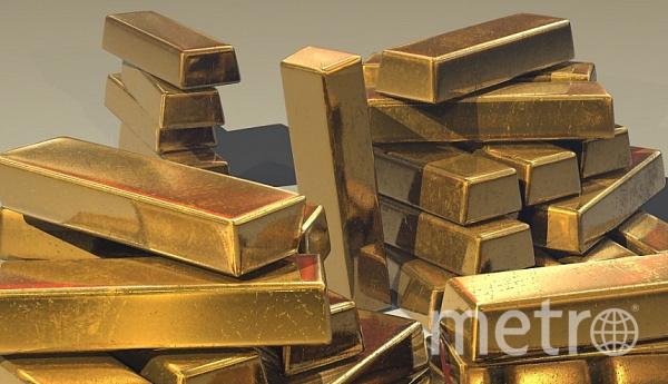 Граждане Китая незаконно приобрели самородное золото массой более 6 кг. Фото pixabai.com