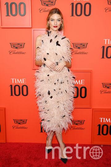 TIME 100 Gala 2019. Марта Хант. Фото Getty