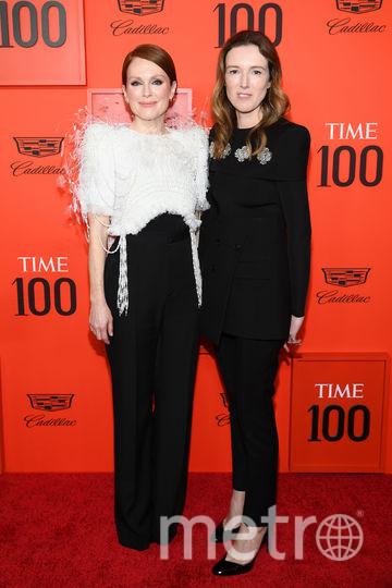 TIME 100 Gala 2019. Джулианна Мур. Фото Getty
