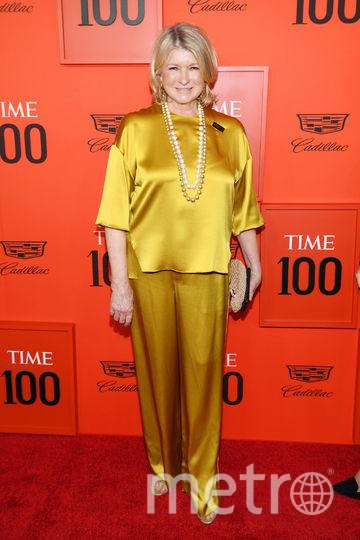 TIME 100 Gala 2019. Марта Стюарт. Фото Getty