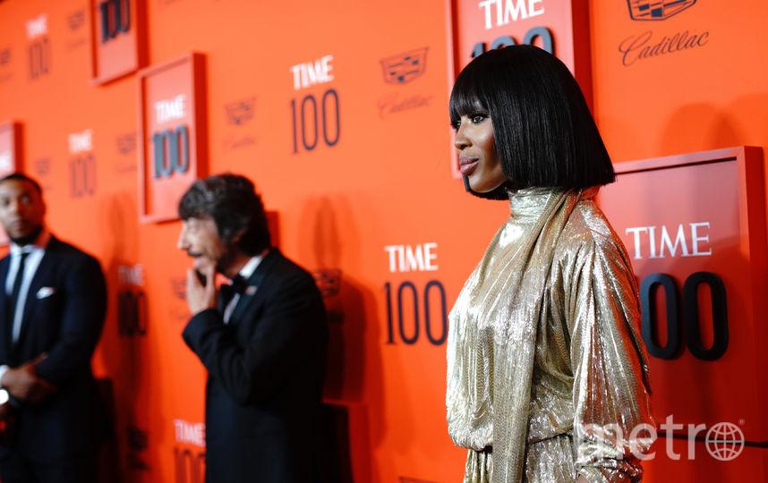 TIME 100 Gala 2019. Наоми Кэмпбелл. Фото Getty