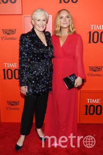 TIME 100 Gala 2019. Гленн Клоуз. Фото Getty