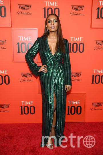 TIME 100 Gala 2019. Джанет Мок. Фото Getty