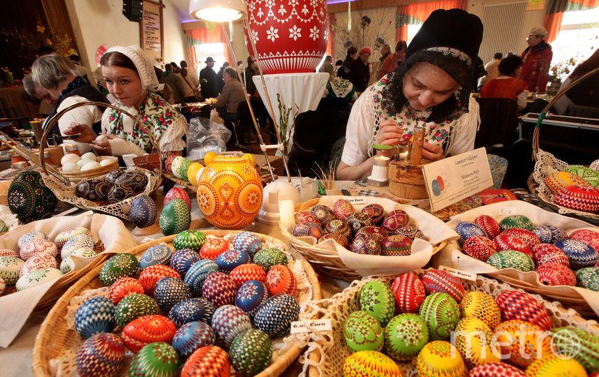 Православная Пасха в этом году выпадает на 28 апреля. Фото Getty