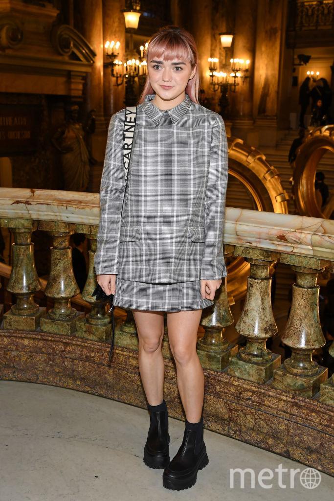 Актриса Мэйси Уильямс. Фото Getty
