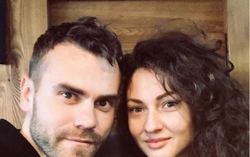 Акинфеев с женой. Фото Скриншот Instagram/katygerun