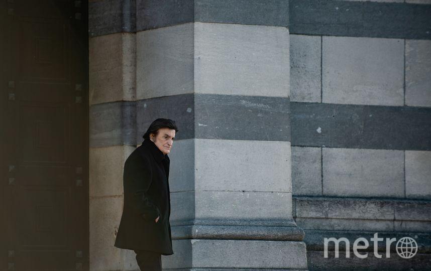 Дик Риверс. Фото AFP