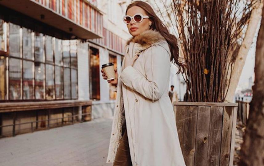 """Участница шоу """"Уральские пельмени"""" Юлия Михалкова. Фото www.instagram.com/mihalkova"""