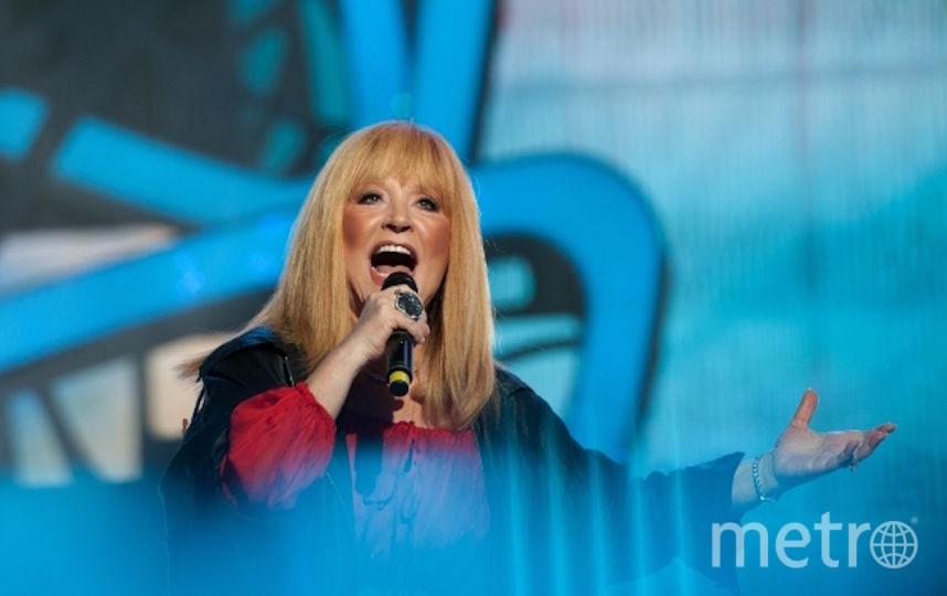 Певица Алла Пугачёва. Фото РИА Новости