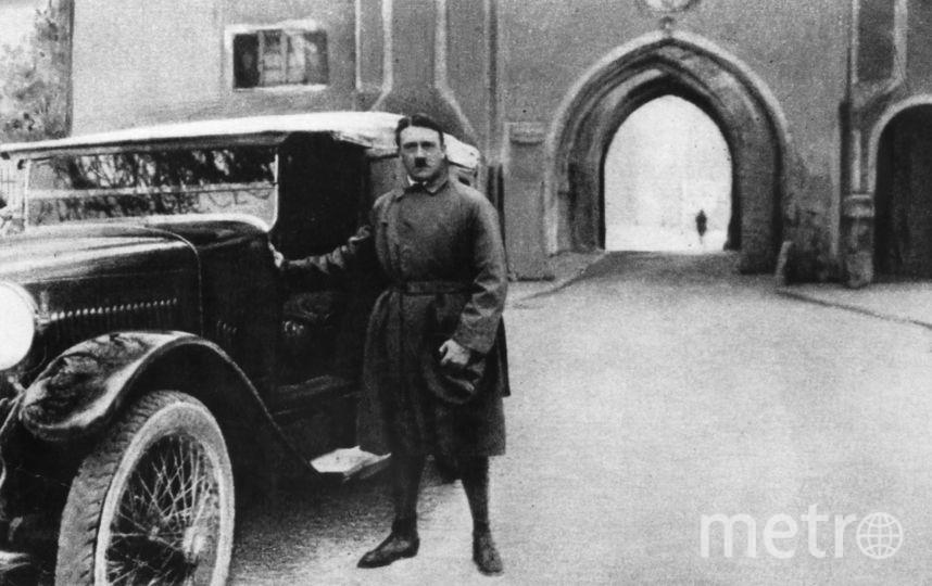Фюрер Третьего рейха Адольф Гитлер. Фото Getty