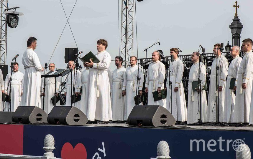 Хор Данилова монастыря. Фото Предоставлено организаторами