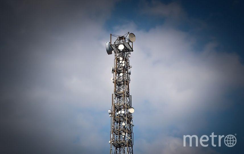 Вышка сотовой связи. Фото Michael Gaida, Pixabay.com
