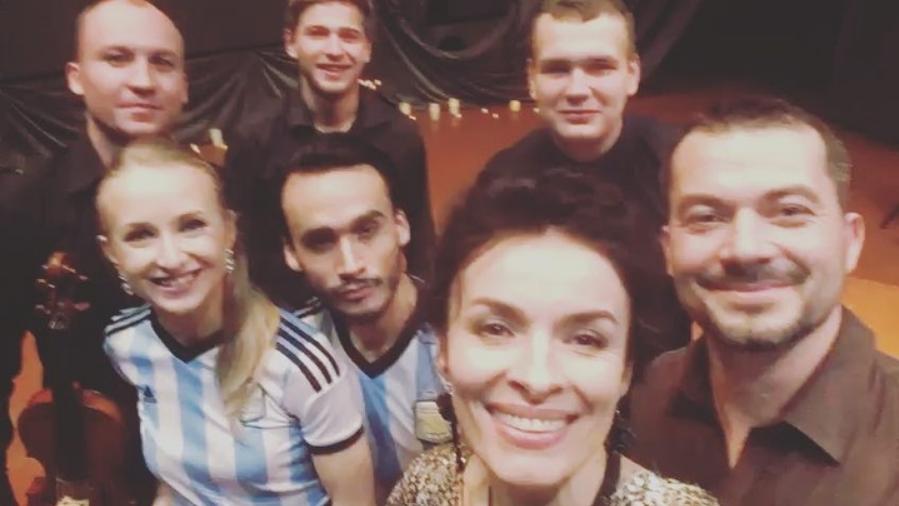 Надежда Мейхер-Грановская. Фото Скриншот Instagram: @nadyameiher