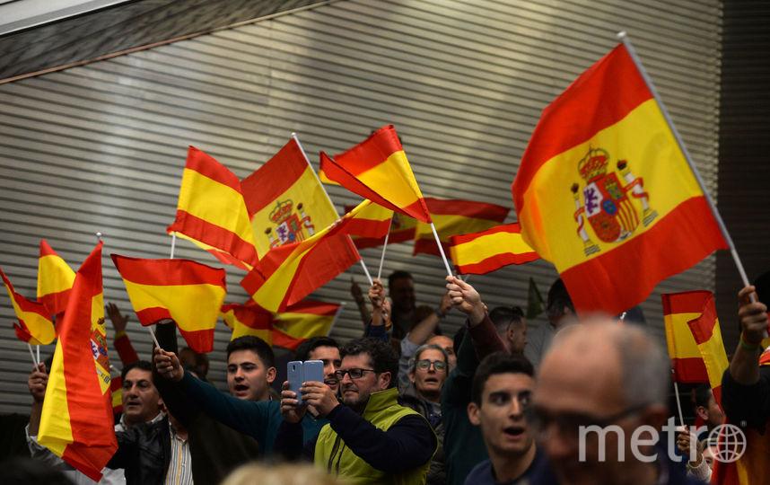 В воскресенье в Испании пройдут внеочередные всеобщие выборы. Фото AFP