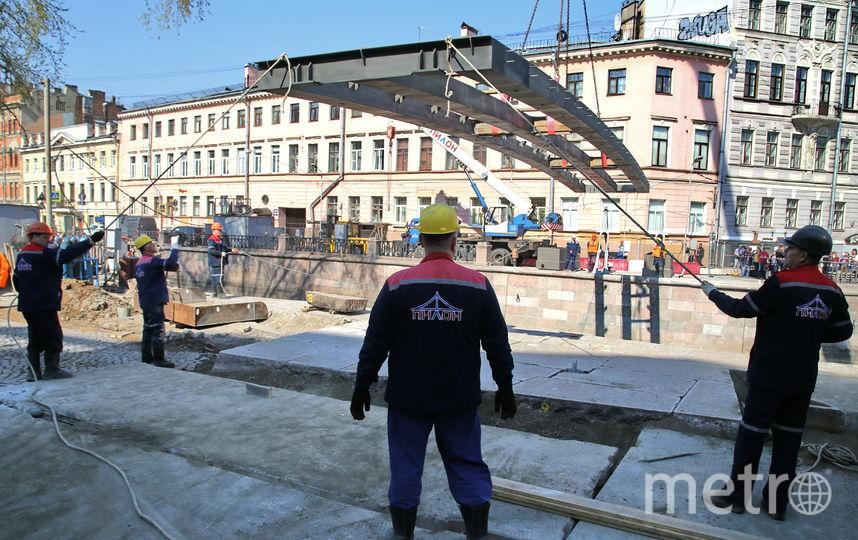35 млн руб. стоит реконструкция моста. Фото Павел Каравашкин, Интерпресс