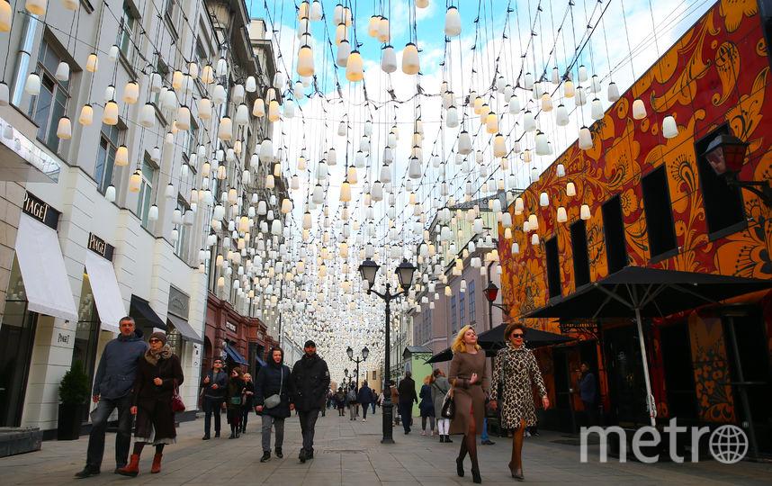 Столешников переулок. Фото Василий Кузьмичёнок