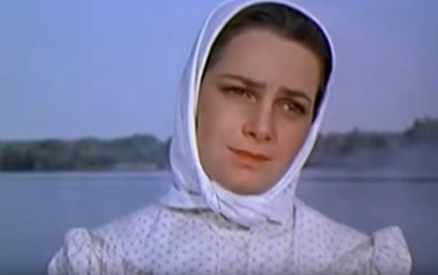 Элина Быстрицкая. Фото Скриншот Youtube