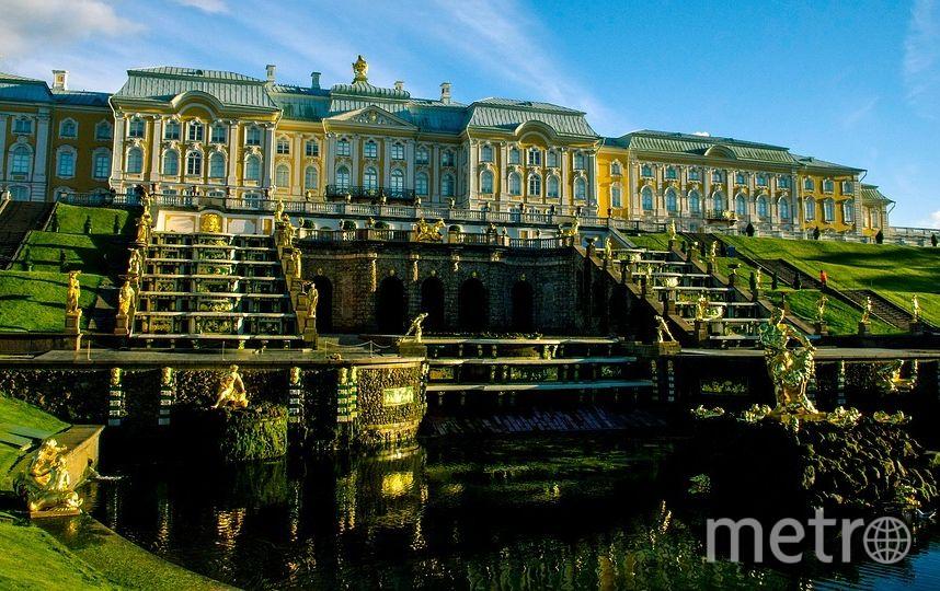 """В Петергофе открывается сезон. Фото https://pixabay.com, """"Metro"""""""