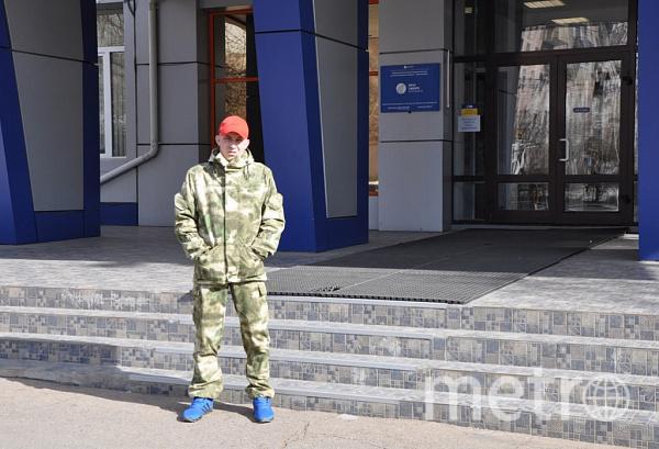 """Виталию Чебунину не в первый раз доводится спасать человека. Фото пресс-служба """"Бурятэнерго"""", Предоставлено организаторами"""