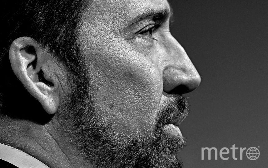Актёр Николас Кейдж. Фото Getty