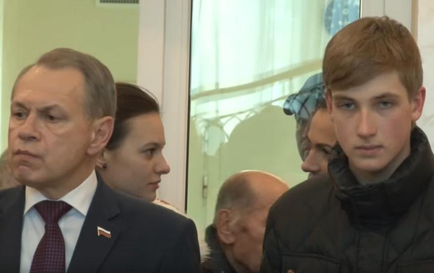 Николай Лукашенко в 2018 году. Фото Скриншот Youtube