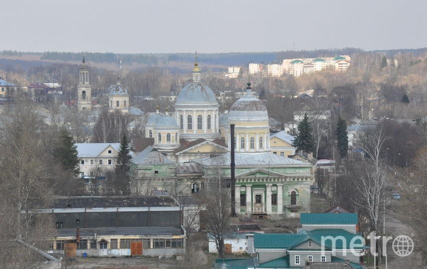 Вид на город. Фото Предоставлено организаторами
