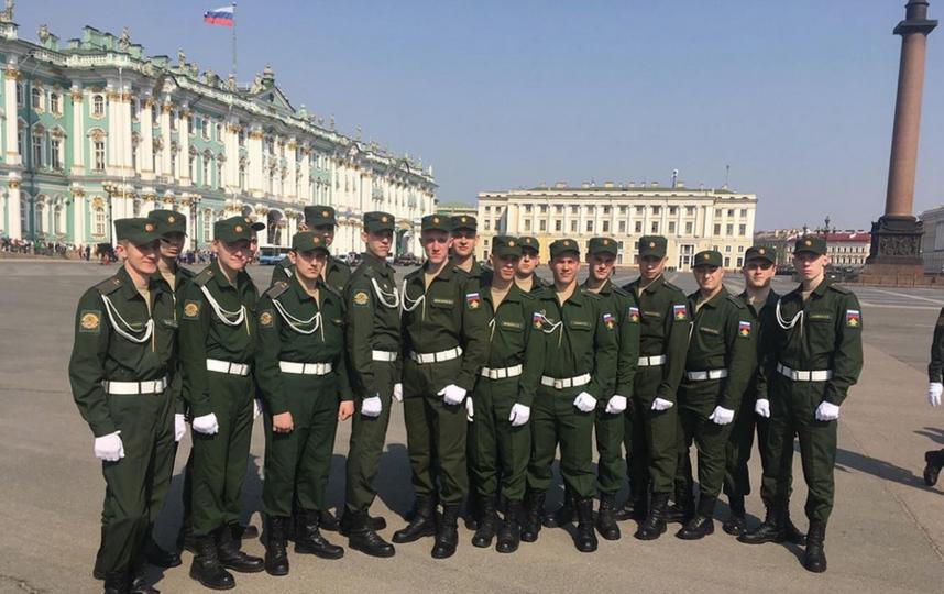 В Петербурге прошла репетиция парада Победы: Яркие фото. Фото Скриншот Instagram: @a_levchenko97