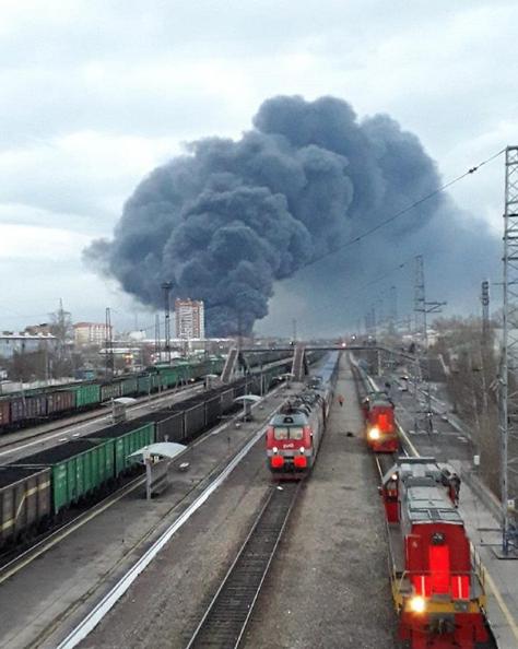 Фото с места событий. Фото скриншот https://www.instagram.com/vetluzhanka/