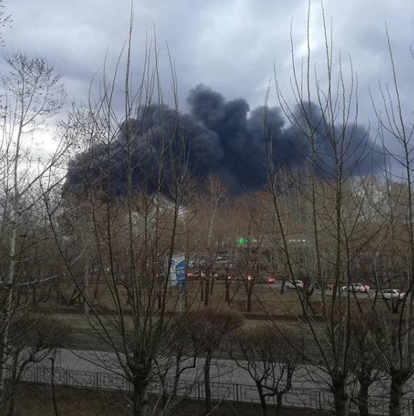 Фото с места событий. Фото https://www.instagram.com/oksana_degtyarenko/