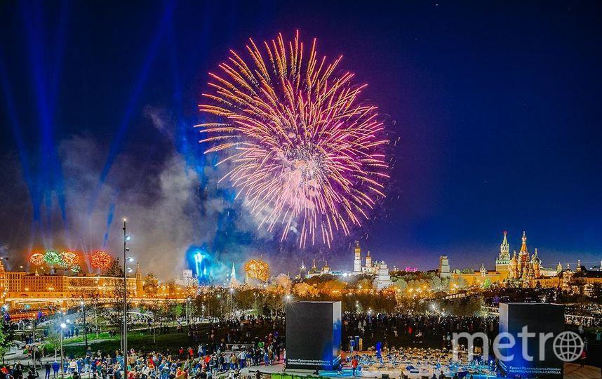 В этом году фестиваль пройдёт с 1 по 12 мая. Фото moscowseasons.com