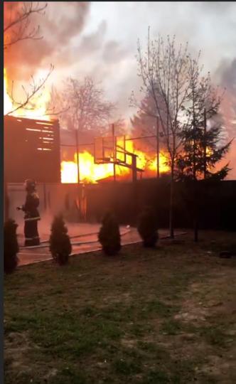 В результате происшествия никто не пострадал. Фото Скриншот https://www.instagram.com/therealguf/