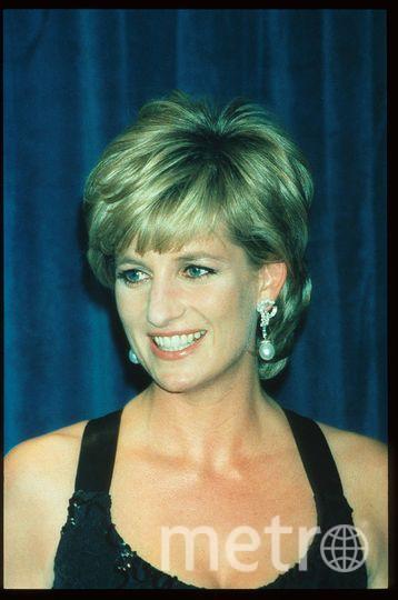 Принцесса Диана. Архивное фото. Фото Getty