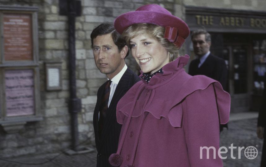Принц Чарльз и принцесса Диана. Архивное фото. Фото Getty