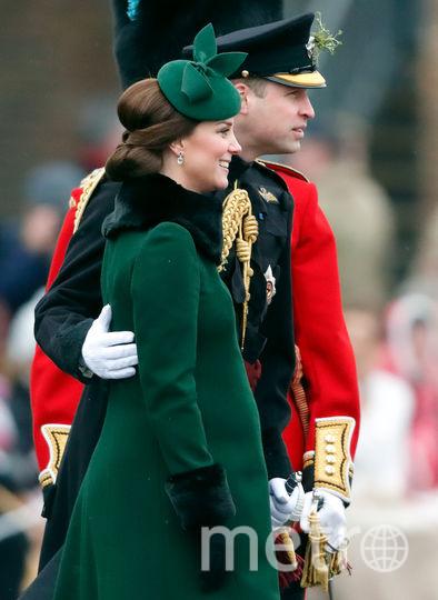 Кейт Миддлтон и принц Уильям. 2018 год. Фото Getty