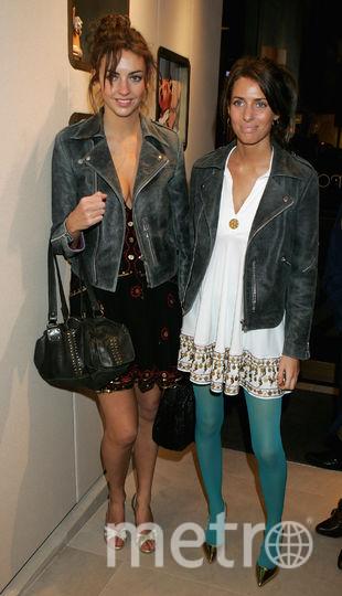 Роуз Ханбери (слева), 2007 год, архивное фото. Фото Getty