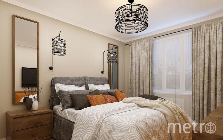 """Отделка позволяет владельцам квартиры сэкономить. Во-первых, на ремонте. Во-вторых, на аренде предыдущего жилья. Фото ГК «КВС», """"Metro"""""""